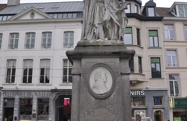 Statue de Jan Frans Willems