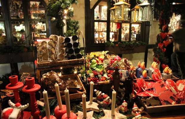 Mercado artesanía-Handwerkerhof