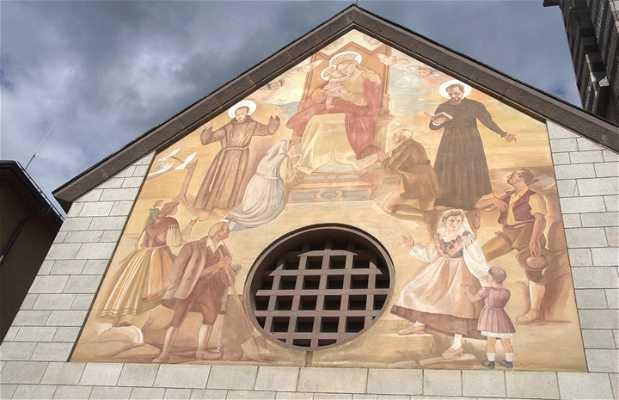 Iglesia de Madonna dell'Aiuto