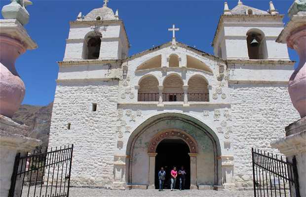 Iglesia De Santa Ana - Maca