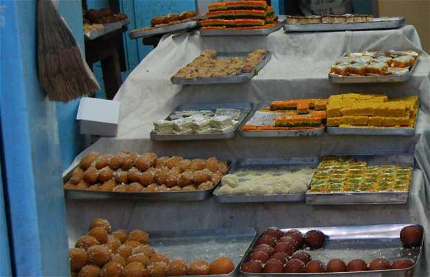 Pastas de Varanasi