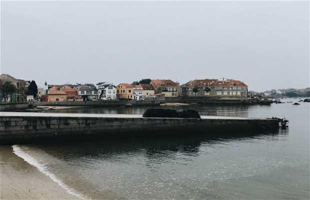 Muelle de O Campo