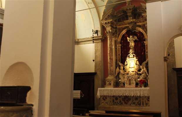 Iglesia de la Virgen de la Consolación
