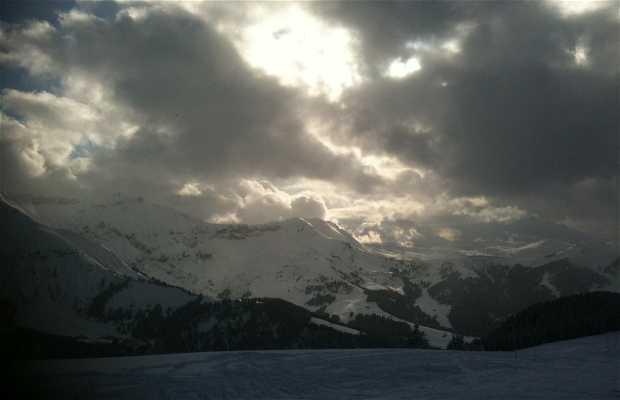 Cordon ski center