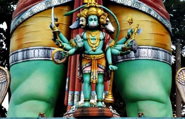 Estatua de Hanuman