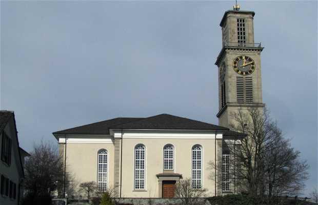 Iglesia Evangélica reformada de Thalwil