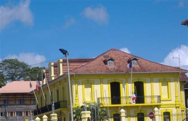 Cayenne city hall