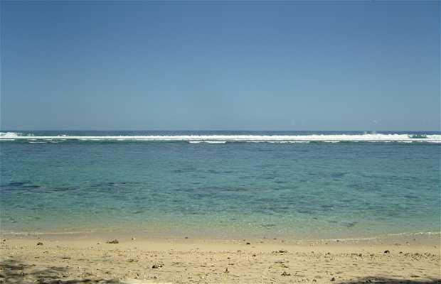 Playa de Saline les Bains