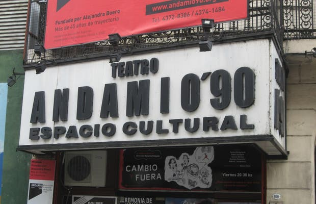 Teatro Andamio 90