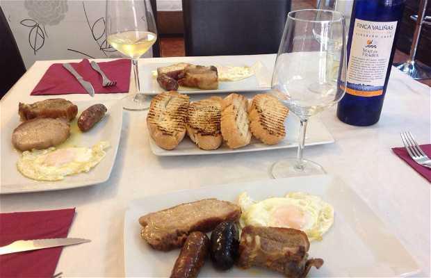 Segobriga Restaurante