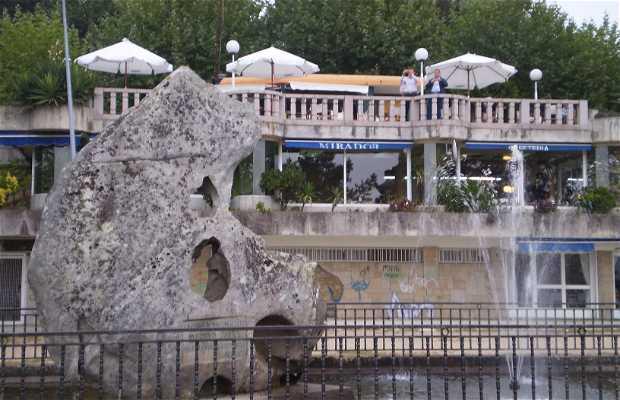 Monumento a Martin Codax
