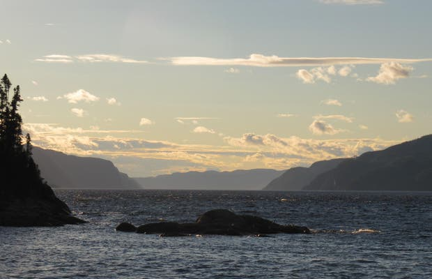 Pier Petit Saguenay