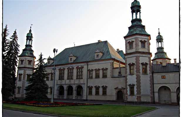 Palacio de los Obispos de Cracovia