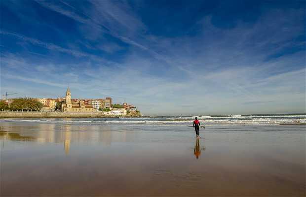 Praia de San Lorenzo