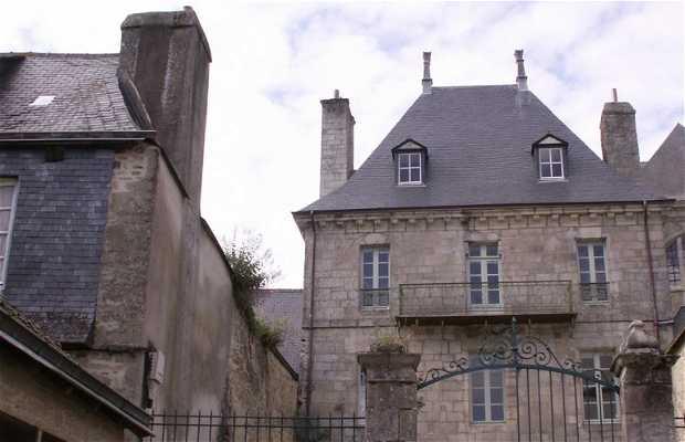 Hotel Particulier du Chanoine de Boisbilly