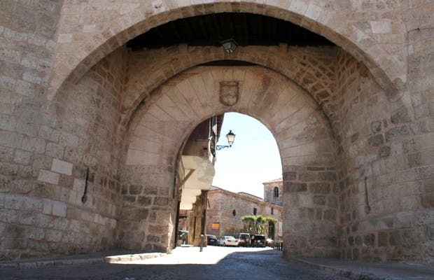 Arco de la Cárcel di Lerma