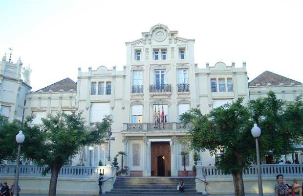 Le cercle d'Huesca