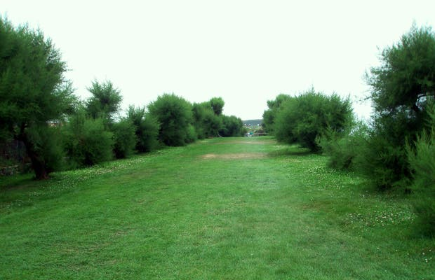 Coastal path: 2nd plot Pendueles-Llanes