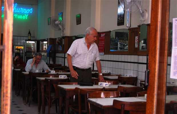 Chocolatería La Giralda (Avenida Corrientes)