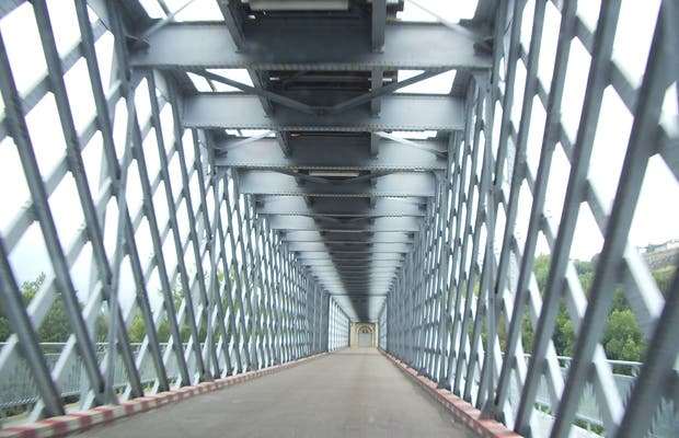 Bridge Over the Miño River