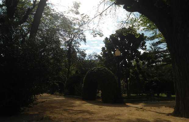 Jardin de Quijano