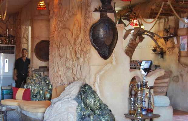 Touareg Djerba Salon de Thé