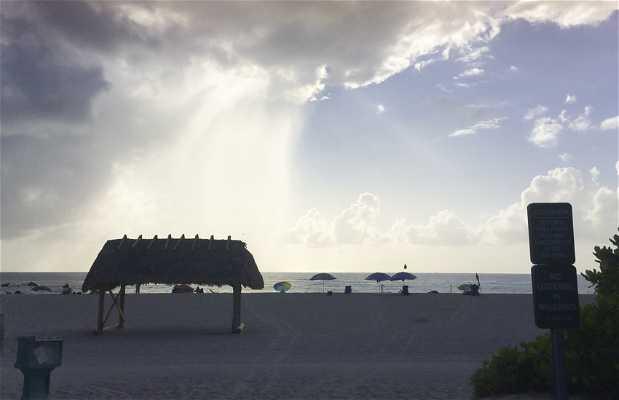 Playa nudista Haulover