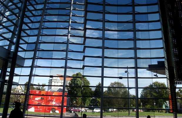 Christchurch Art Gallery - Te Puna o Waiwhetu