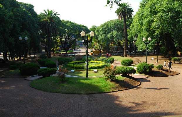 Plaza Mitre (San Isidro)