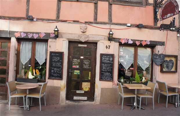 Restaurant Caveau Saint Jean