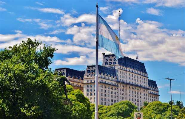 Ministério da Defesa de Buenos Aires