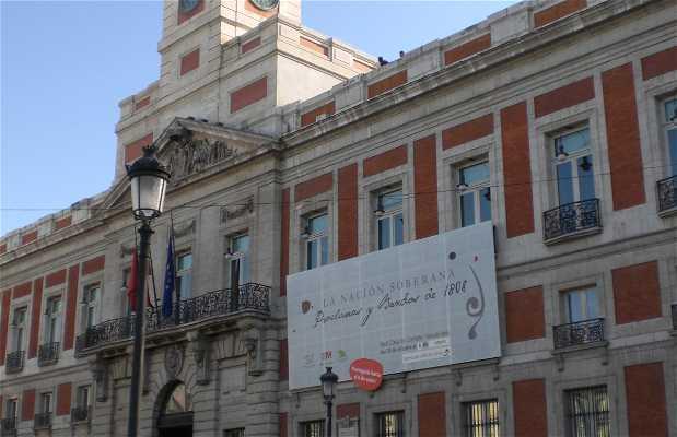 Casa de correos en madrid 7 opiniones y 8 fotos Casa del correo