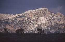 Natural Reserve of Sierra de Cabras