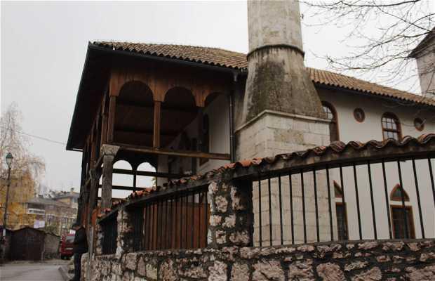 Mezquita Magribija