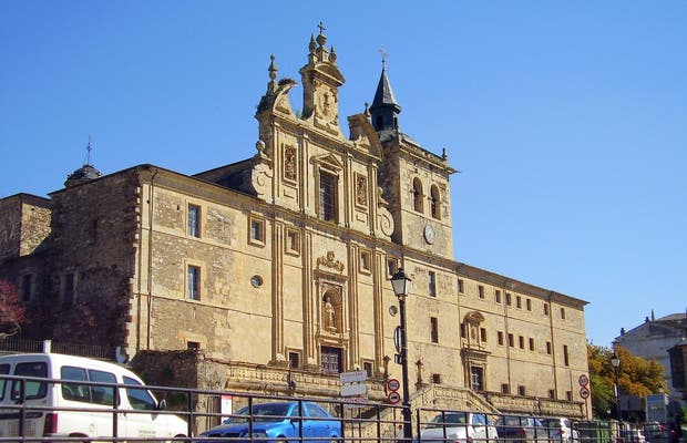 Museum of Natural Sciences - San Nicolás El Real Church