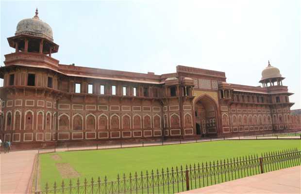 Palacio Jahangir Mahal