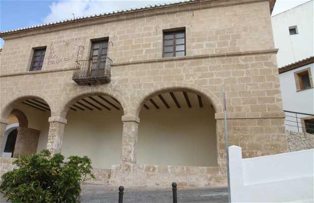 Teulada, casco antiguo