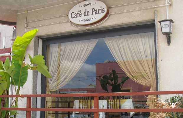 Cafe de Paris Restaurant