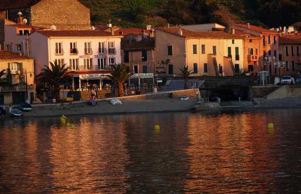 Porto de Collioure