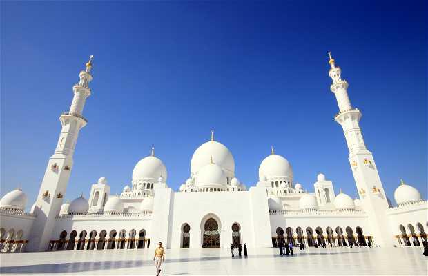 Mezquita Al Zayed