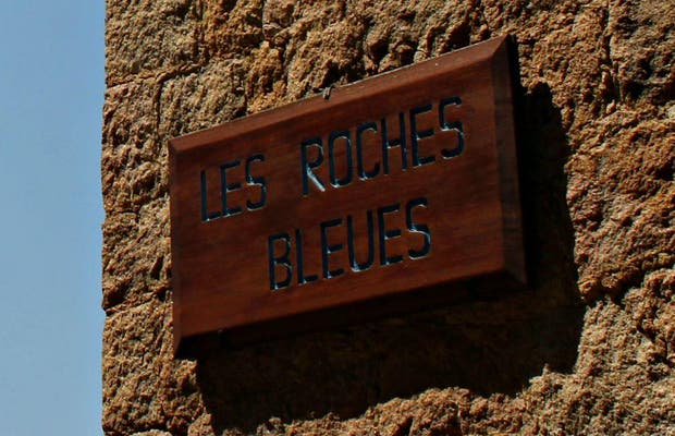 Les Roches Bleues Bar