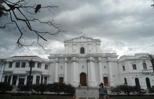 Catedral Basilica Nuestra Señora de la Asuncion