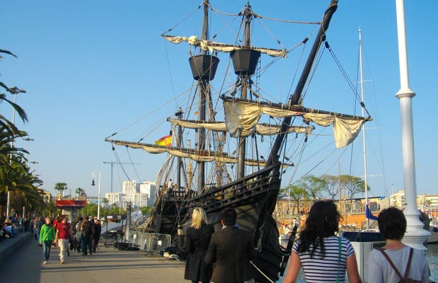 Passeio de Colón