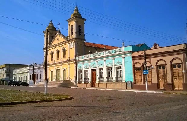 Centro Histórico de Jaguarão