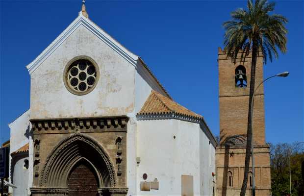 Resultado de imagen de Iglesia de Santa Catalina sevilla