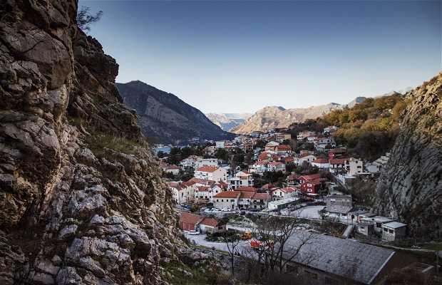 Sendero Sveti Jovan