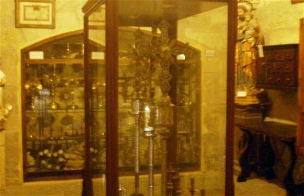 Sala del Tesoro a Carrion de los Condes