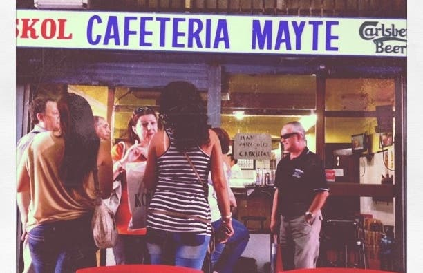 Cafetería Mayte