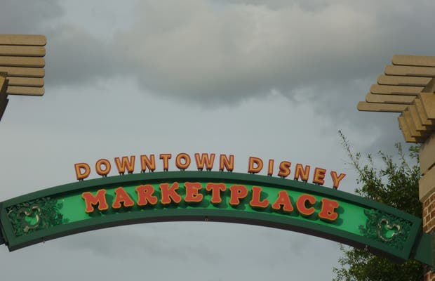 Disney Marketplace ad Orlando