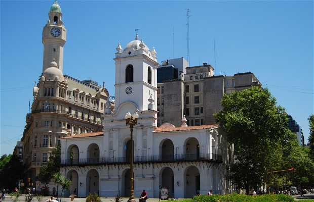 Cabildo a Buenos Aires